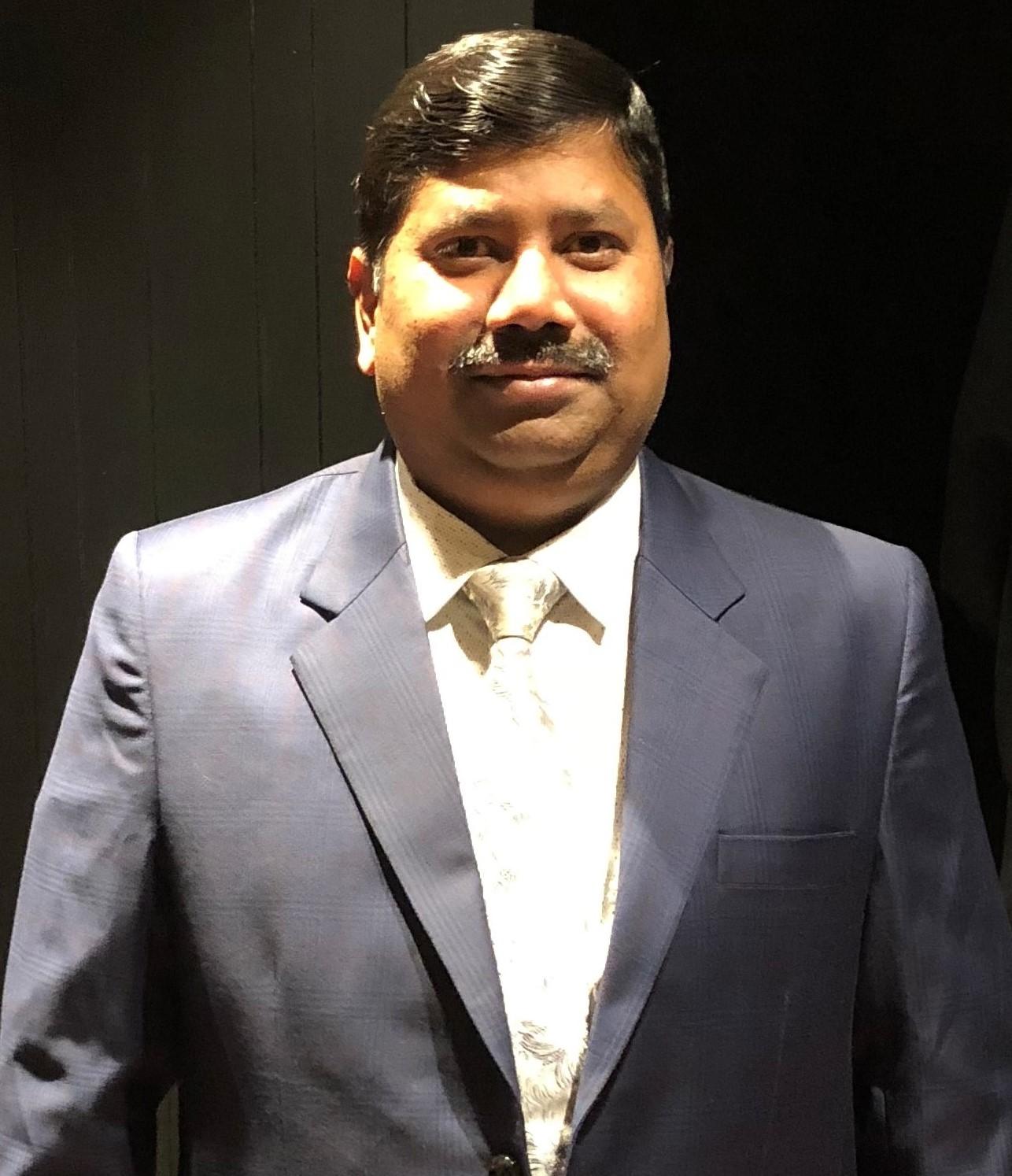 Mr Rama Shankar Gupta -  Chairman & Managing Director
